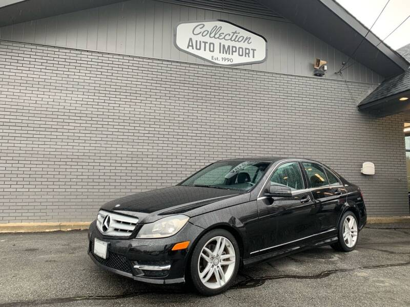 2012 Mercedes-Benz C-Class for sale at Collection Auto Import in Charlotte NC