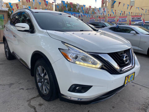 2016 Nissan Murano for sale at Elite Automall Inc in Ridgewood NY