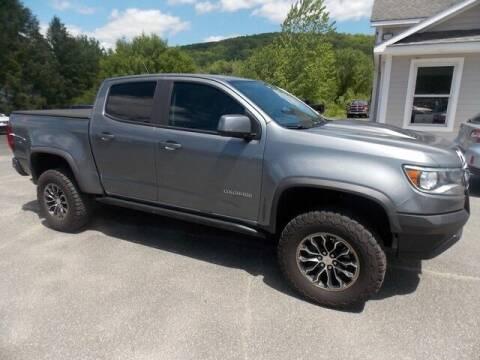 2018 Chevrolet Colorado for sale at Bachettis Auto Sales in Sheffield MA