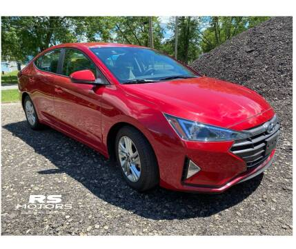 2020 Hyundai Elantra for sale at RS Motors in Falconer NY