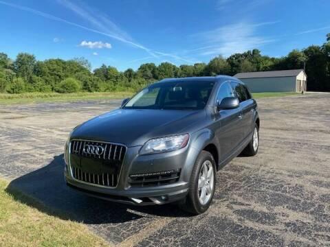 2014 Audi Q7 for sale at Caruzin Motors in Flint MI