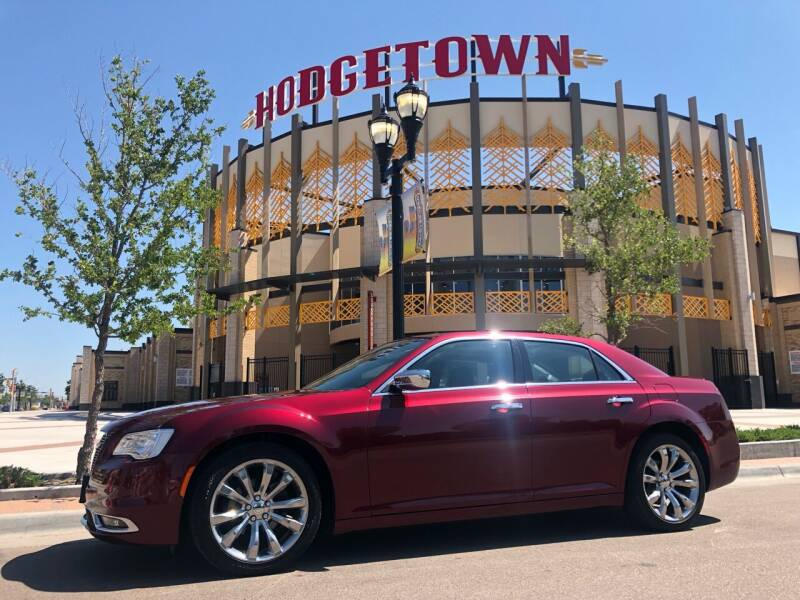 2019 Chrysler 300 for sale at Beaton's Auto Sales in Amarillo TX
