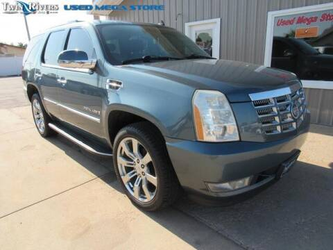 2008 Cadillac Escalade for sale at TWIN RIVERS CHRYSLER JEEP DODGE RAM in Beatrice NE