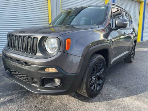 2018 Jeep Renegade for sale at RoMicco Cars and Trucks in Tampa FL