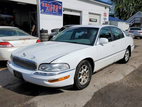 2000 Buick Park Avenue for sale at Ericson Auto in Ankeny IA