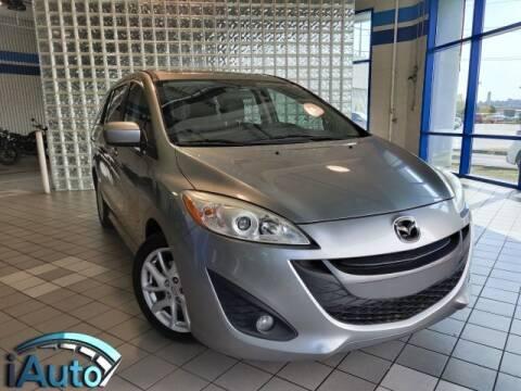 2012 Mazda MAZDA5 for sale at iAuto in Cincinnati OH