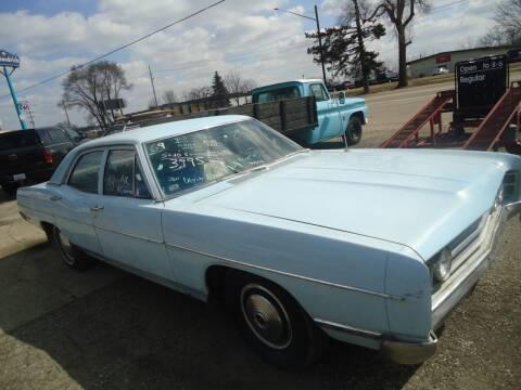 1969 Ford custom for sale at Marshall Motors Classics in Jackson MI