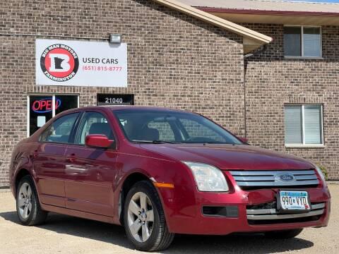 2006 Ford Fusion for sale at Big Man Motors in Farmington MN