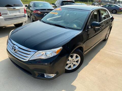 2011 Toyota Avalon for sale at Raj Motors Sales in Greenville TX