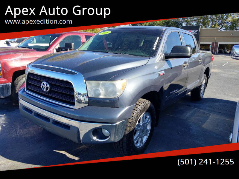 2008 Toyota Tundra for sale at Apex Auto Group in Cabot AR