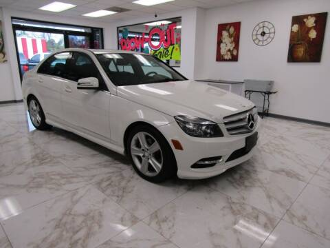 2011 Mercedes-Benz C-Class for sale at Dealer One Auto Credit in Oklahoma City OK