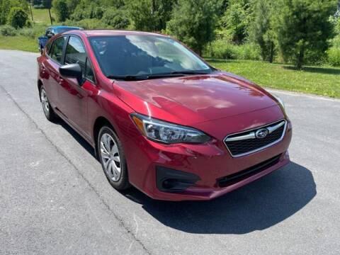 2018 Subaru Impreza for sale at Hawkins Chevrolet in Danville PA