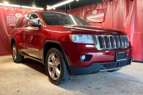 2013 Jeep Grand Cherokee for sale at Roberts Auto Services in Latham NY