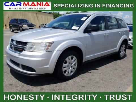 2014 Dodge Journey for sale at CARMANIA LLC in Chesapeake VA