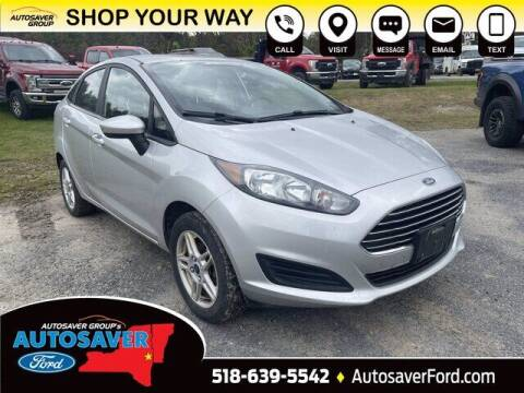 2018 Ford Fiesta for sale at Autosaver Ford in Comstock NY