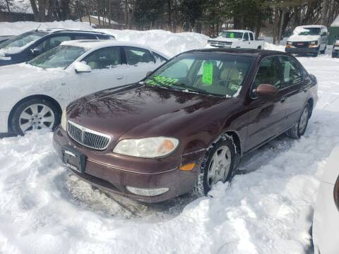 2000 Infiniti I30 for sale at Northwoods Auto & Truck Sales in Machesney Park IL