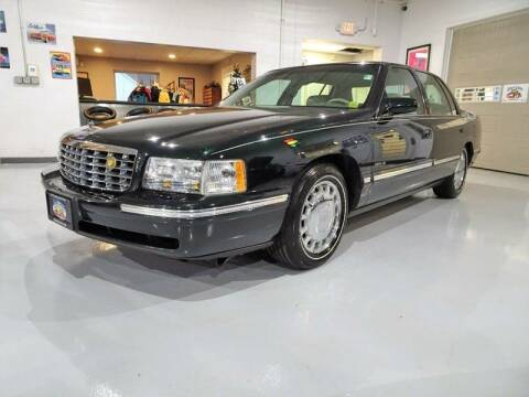 1999 Cadillac DeVille for sale at Great Lakes Classic Cars & Detail Shop in Hilton NY