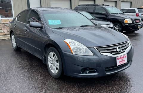2012 Nissan Altima for sale at QS Auto Sales in Sioux Falls SD