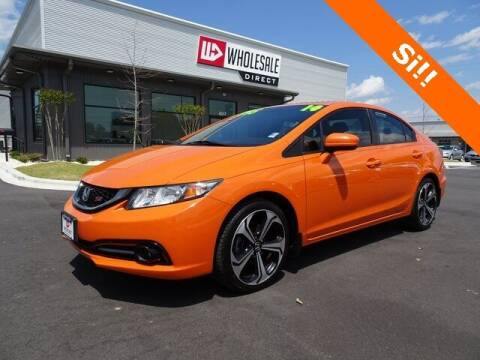 2014 Honda Civic for sale at Wholesale Direct in Wilmington NC