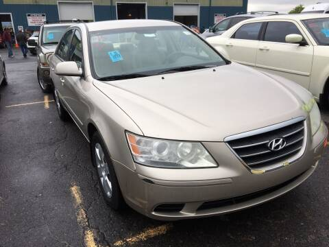 2009 Hyundai Sonata for sale at Berk Motor Co in Whitehall PA