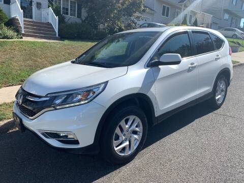 2016 Honda CR-V for sale at SILVER ARROW AUTO SALES CORPORATION in Newark NJ