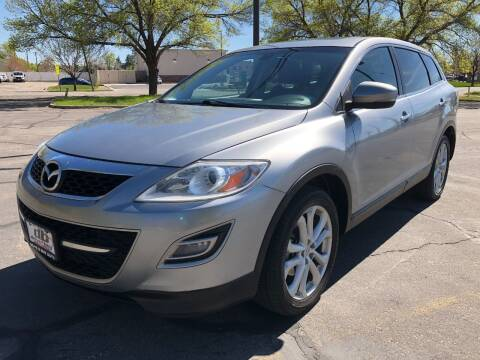 2011 Mazda CX-9 for sale at DRIVE N BUY AUTO SALES in Ogden UT