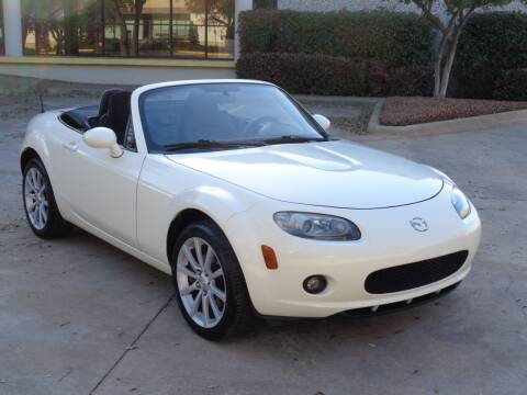 2007 Mazda MX-5 Miata for sale at Auto Starlight in Dallas TX