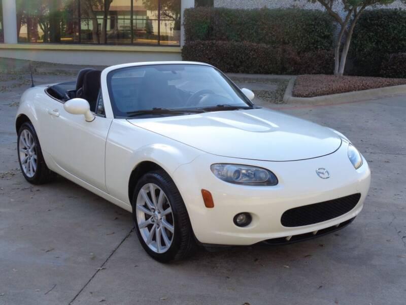 2007 Mazda MX-5 Miata for sale at Auto Starlight in Dallas TX