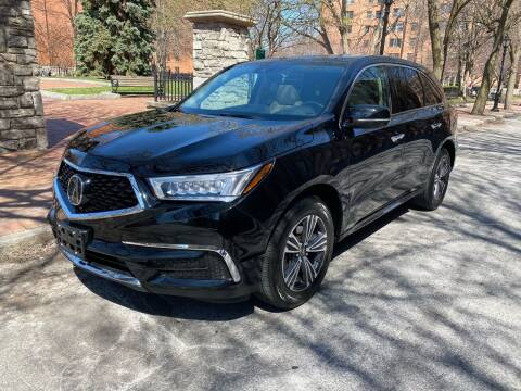 2018 Acura MDX for sale at Steve Rotella Sales Ltd in Syracuse NY