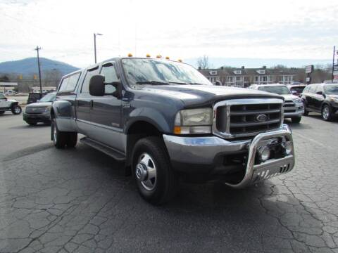 2004 Ford F-350 Super Duty for sale at Hibriten Auto Mart in Lenoir NC