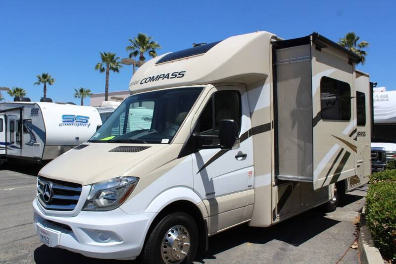 2017 Thor Industries Compass 23TX for sale at Rancho Santa Margarita RV in Rancho Santa Margarita CA