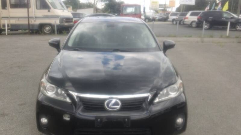 2011 Lexus CT 200h for sale at Knoxville Used Cars in Knoxville TN