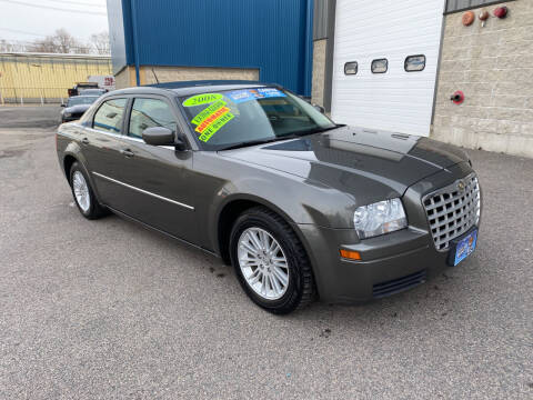 2008 Chrysler 300 for sale at Adams Street Motor Company LLC in Dorchester MA