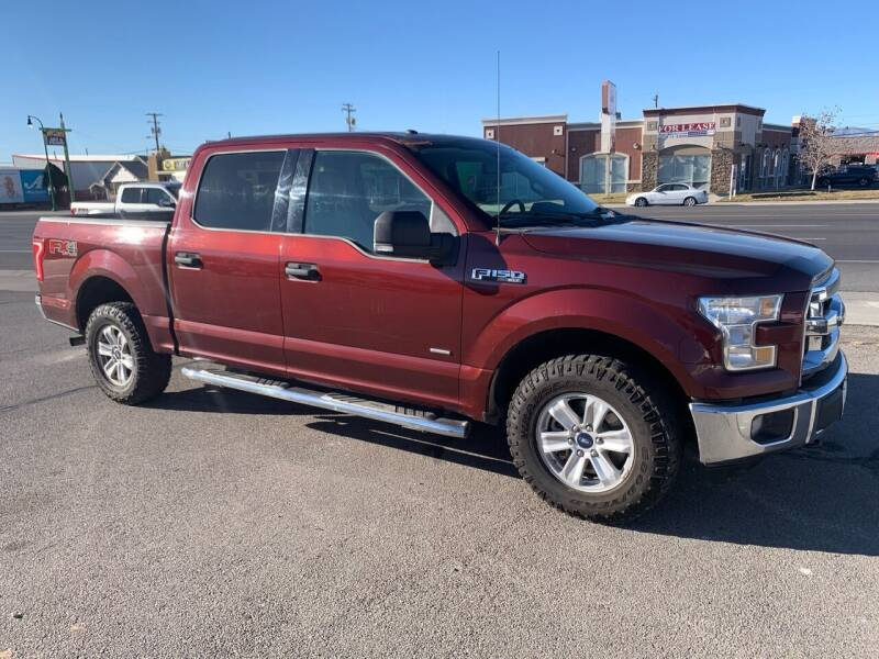 2015 Ford F-150 for sale at Street Dreams LLC in Orem UT
