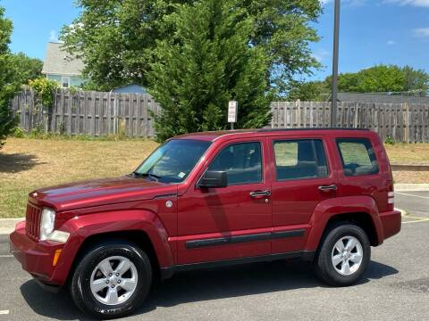 2012 Jeep Liberty for sale at Superior Wholesalers Inc. in Fredericksburg VA