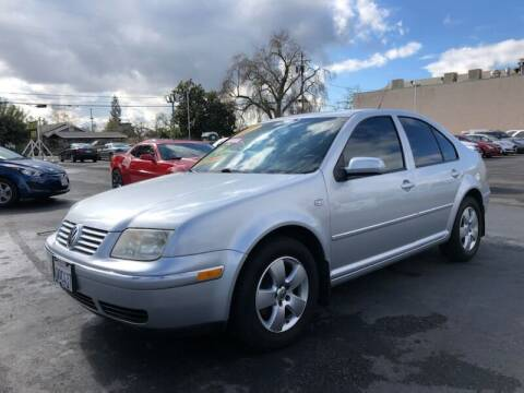 2004 Volkswagen Jetta for sale at C J Auto Sales in Riverbank CA