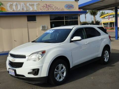 2013 Chevrolet Equinox for sale at Coast Motors in Arroyo Grande CA