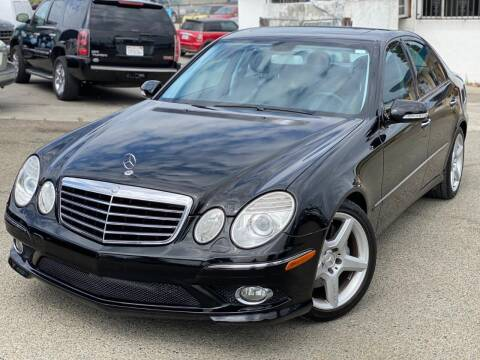 2008 Mercedes-Benz E-Class for sale at Gold Coast Motors in Lemon Grove CA