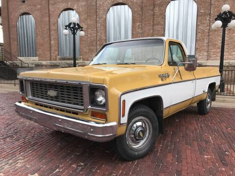 1973 Chevrolet C/K 20 Series for sale at Euroasian Auto Inc in Wichita KS
