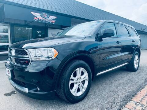 2013 Dodge Durango for sale at Xtreme Motors Inc. in Indianapolis IN