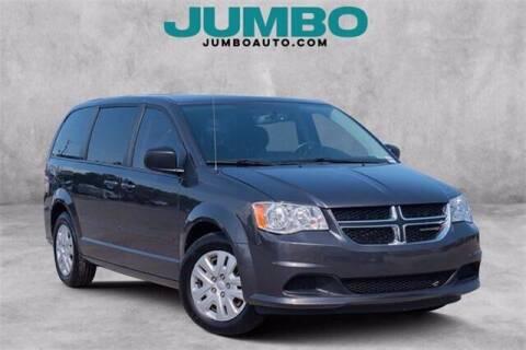 2017 Dodge Grand Caravan for sale at JumboAutoGroup.com in Hollywood FL