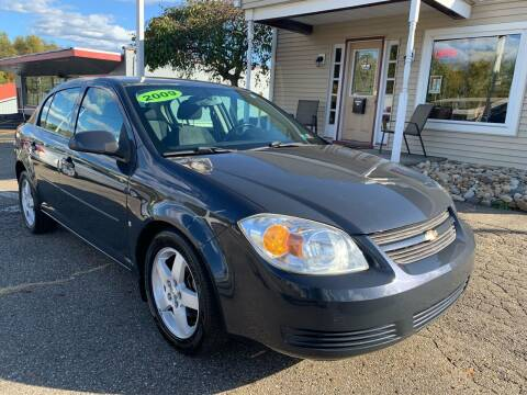 2009 Chevrolet Cobalt for sale at G & G Auto Sales in Steubenville OH