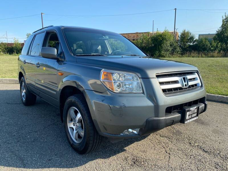 2008 Honda Pilot for sale at Pristine Auto Group in Bloomfield NJ