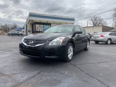 2012 Nissan Altima for sale at Superior Automotive Group in Owensboro KY