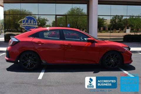 2017 Honda Civic for sale at GOLDIES MOTORS in Phoenix AZ
