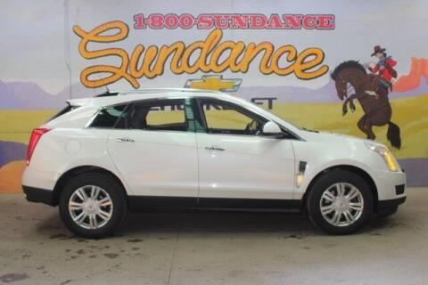 2010 Cadillac SRX for sale at Sundance Chevrolet in Grand Ledge MI