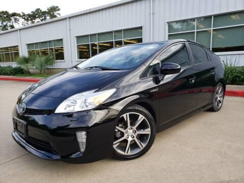 2012 Toyota Prius for sale at Houston Auto Preowned in Houston TX