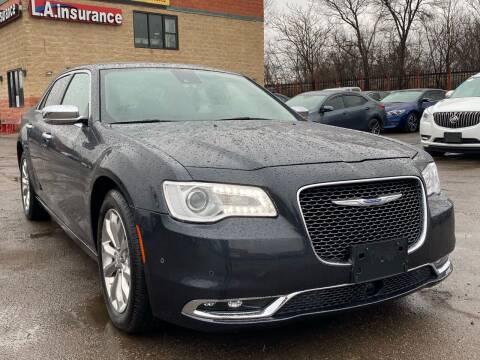 2018 Chrysler 300 for sale at Car Source in Detroit MI