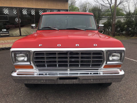 1979 Ford F-100 for sale at Barry's Auto Sales in Pottstown PA