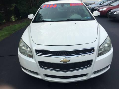 2008 Chevrolet Malibu for sale at BIRD'S AUTOMOTIVE & CUSTOMS in Ephrata PA